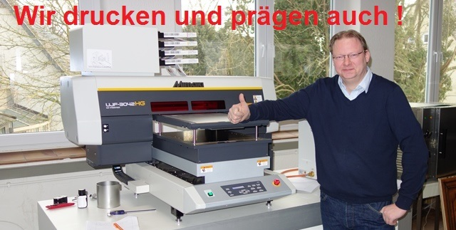 Digitaldrucker Blechdosen